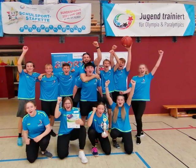 Thüringenmeister im Basketball